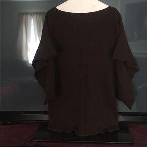 MICHAEL Michael Kors Brown Sweater, Sz. XL